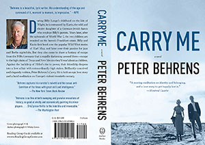 Carry Me paperback version